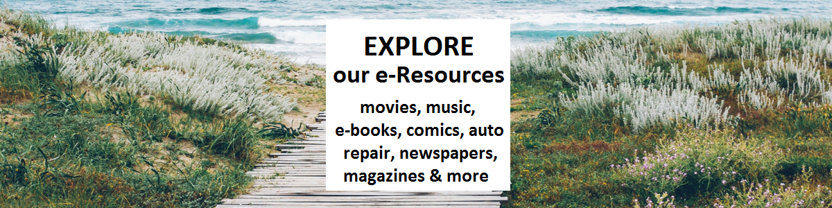 Explore eResources