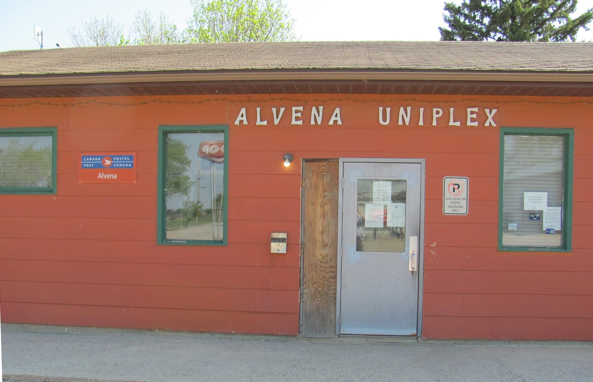 Alvena Public Library - Curbside Pickup